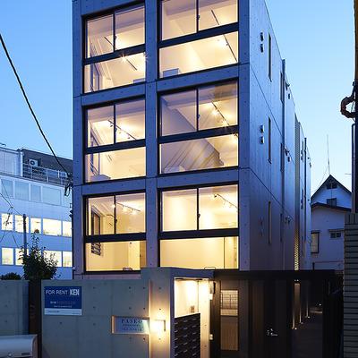 施工事例「パセオ代々木上原(渋谷区)」のサムネイル画像