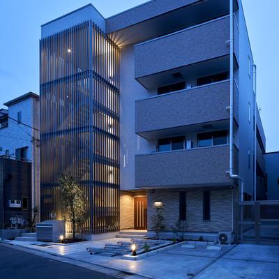 施工事例「ラヴィエント北千住」のサムネイル画像