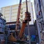 コラム「施工中現場の状況です」のサムネイル画像